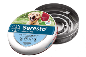 Bayer Animal Health Seresto Flea Collar