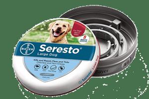 Bayer Animal Health Seresto Flea Collar