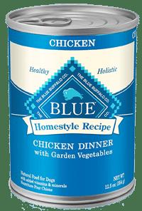 Blue Buffalo Homestyle Recipe