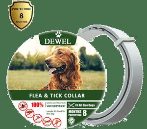 Fedciory Flea and Tick Prevention Collar