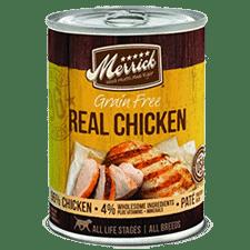 Merrick Real Chicken Wet Dog Food,