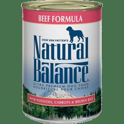 Natural Balance Ultra-Premium Wet Food