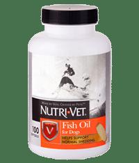 Nutri-Vet Fish Oil Dog Softgels