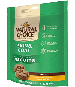 Nutro Natural Choice Health Benefit Treats