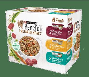 Purina Beneful Prepared Meals Wet Food