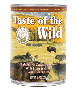 Taste of the Wild High Prairie Canned Food