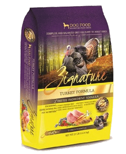 Zignature Turkey Limited Ingredient puppy