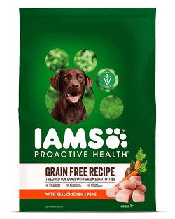 iams proactive health grain free