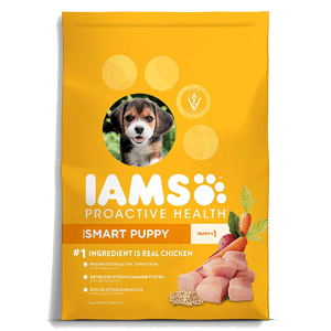 iams proactive health small puppy