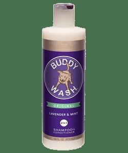 Buddy Wash Original Shampoo & Conditioner