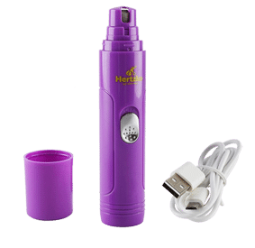Hertzko Electric Pet Nail Grinder for Gentle