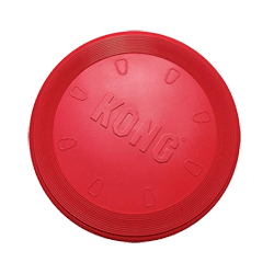 KONG - Rubber Flying Disc Toy