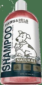 Paws & Pals Natural Dog-Shampoo and Conditioner