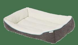 Frisco Rectangular Bolster Pet Bed