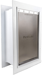 PetSafe Dog Doors with Telescoping Tunnel