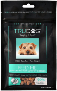 TruDog — Feed Me Turkey Grain-Free Freeze-Dried Raw Dog Food