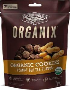 Castor & Pollux Organix Organic Dog Treats